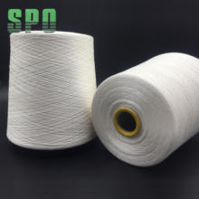 Silk viscose blended thread for fabric and clothing with knitting and weaving