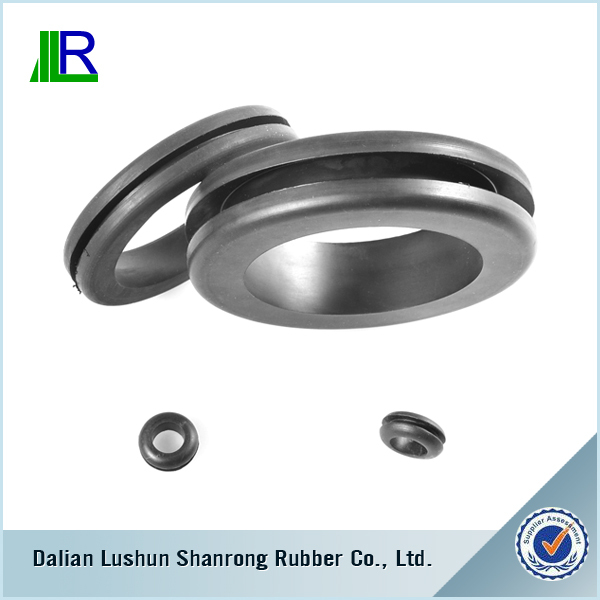 More than 10 years experience damping rubber cable grommet