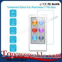 9H Lcd Tempered Glass Screen Protector Guards For Ipod Nano 7 7Th Gen
