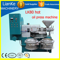 oil press machine for home use/automatic mustard oil machine/small coconut oil extraction machine
