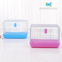 iron material best quality small animals cage design pet house for rabbit