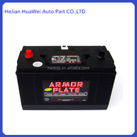 MF Battery Type 12V 80Ah Voltage acid lead auto battery
