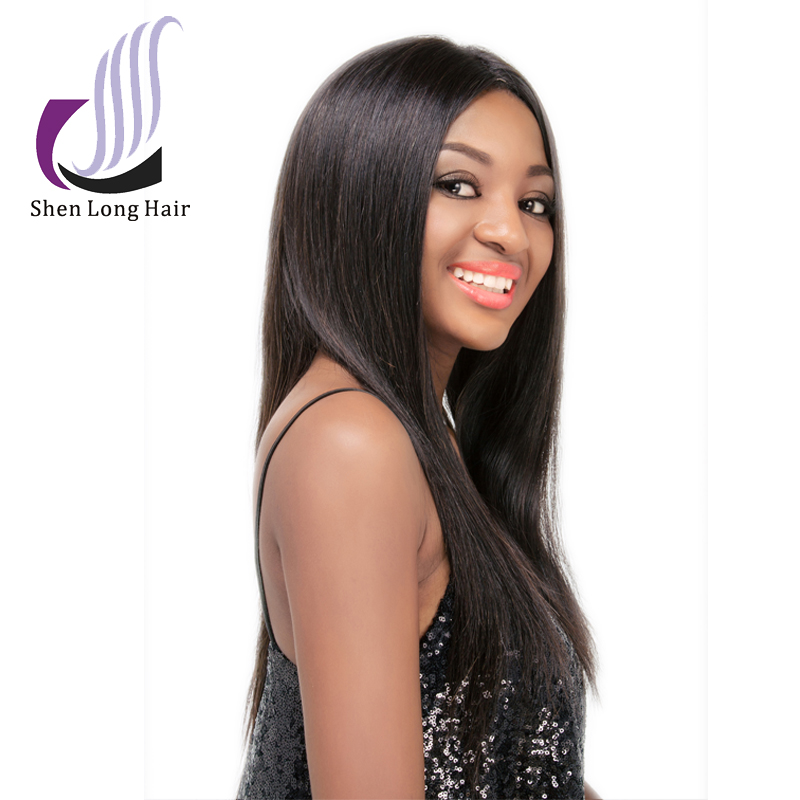 2015 most popular straight u part wigs for sale wholesale cheap human hair lace wig
