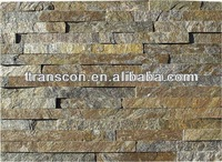 Nature slate landscaping stone for interior decoration SF1308X