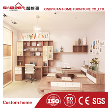 XINBIYUAN Bedroom Solid Wood Wardrobe Armoire Closet