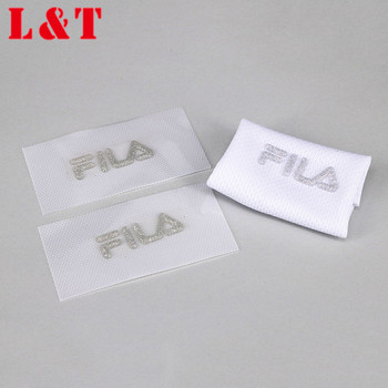 Custom 3D Silicon Heat Transfer Clothing Logo