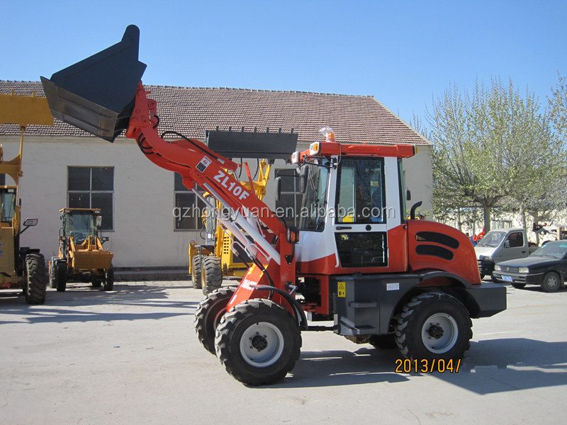 Agricultural Machine Equipment ZL10 Small Tractor Front End Loader/small tractors for sale/agriculture tractor