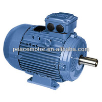 Y2 series three phase ac 3hp 5hp induction motor
