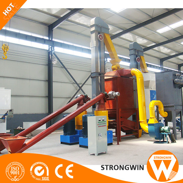 Hot sale portable small biomass wood pellet manufacturing plant with CE