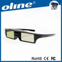 Manufacture Price OLINE KX-60 3D Glasses for movies for EPSON PROJECT TW5810C TW8510C TW9510C TW5020UB