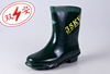 insulate rubber boots for men for electricity protection