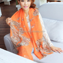 2014 Fashion plain pashmina shawl , beauty products fashion scarf necklace jewelry