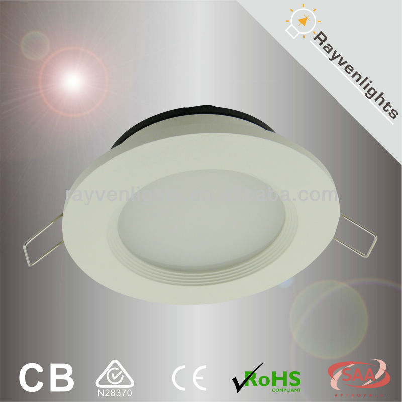 recessed ceiling lights saa10W 90mm outdoor commercial lighting