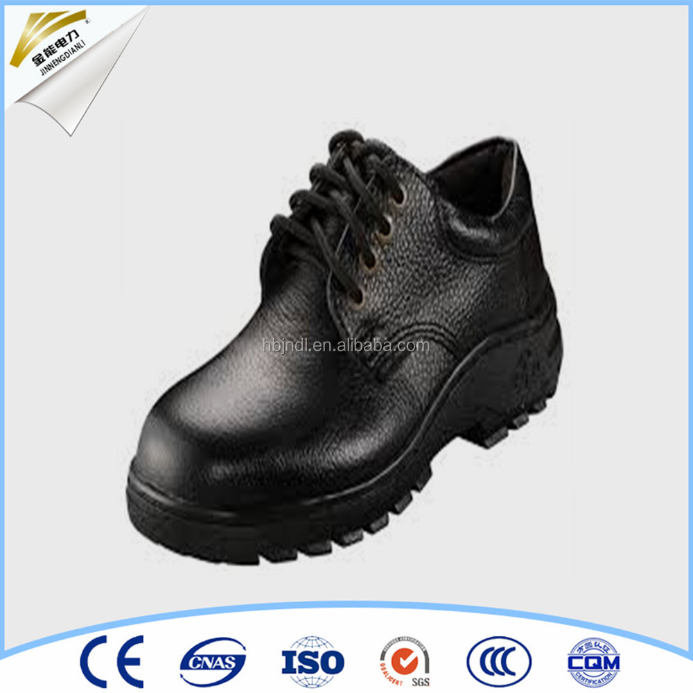 High quality Leather Safety Shoes Manufacturers from China insulated rubber boots with low price