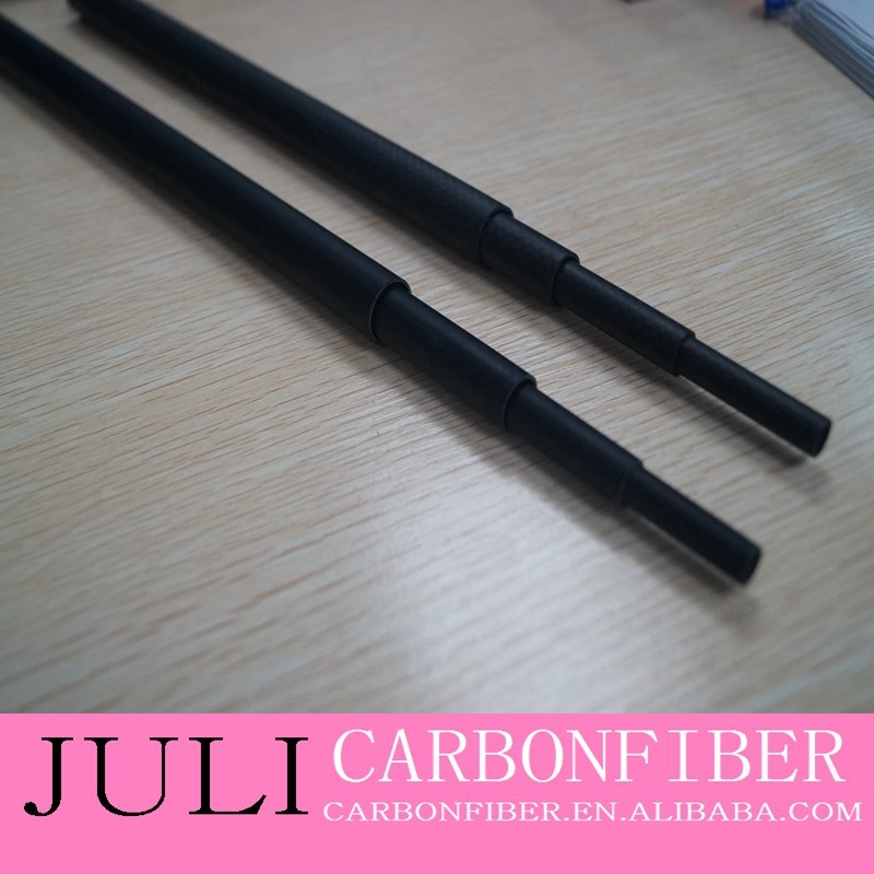 High Quality Window Cleaning Pole/Carbon Fiber Telescopic Tube