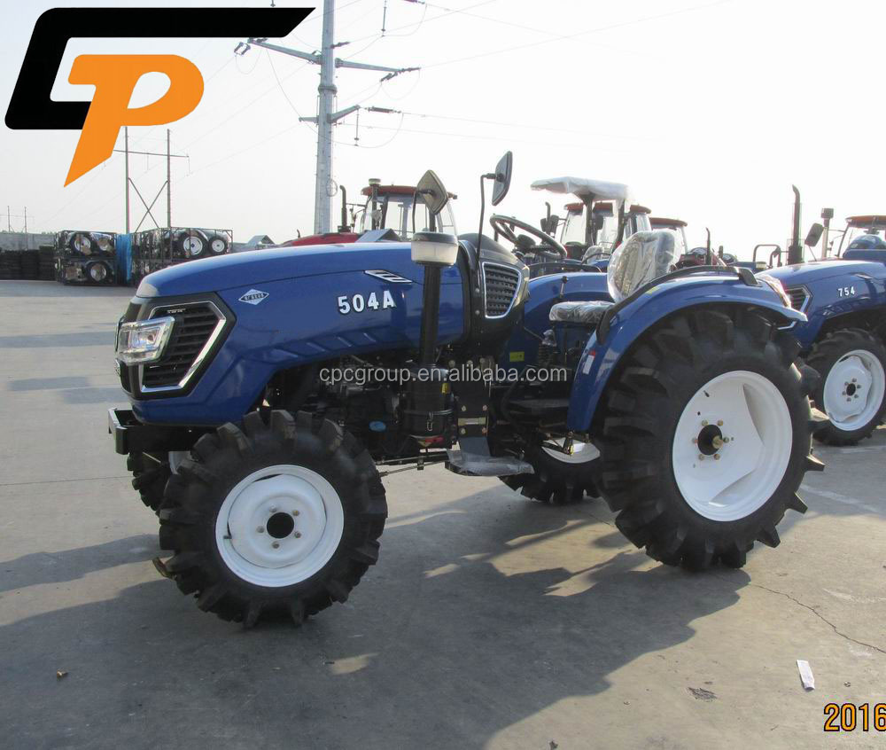 4wd 4x4 high ground clearance tractor