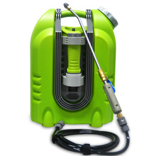 gardening tool 12 Volt <strong>Portable</strong> pressure agricultural irrigation water pump sprayer