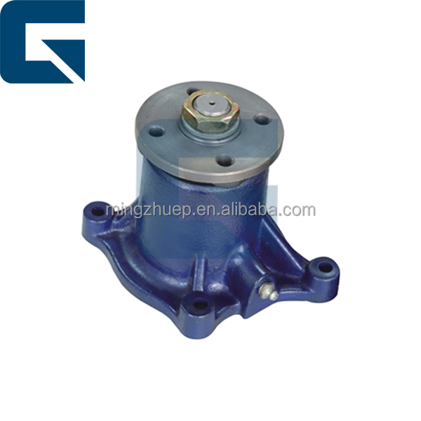 ME391343 6D31 Water Pump for Excavator HD700-5/7 SK200-3/5/6