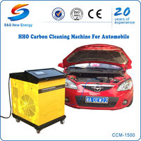 LCD screen high quality car wash service station equipment