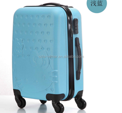 China Supplier High Quality Fashion Design Trolley Luggage travelling luggage set 2016 Newest High Quality trolley luggage