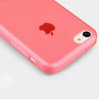 Crystal clear tpu glossy case for iphone5c cover transprent hot selling case 2013 new product made in China phone cover