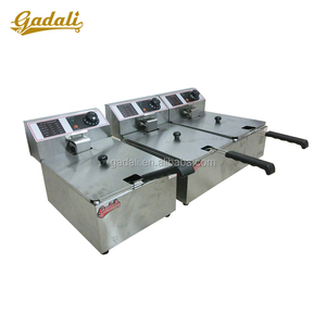 Discounted item automatic broaster chicken deep fat fryer