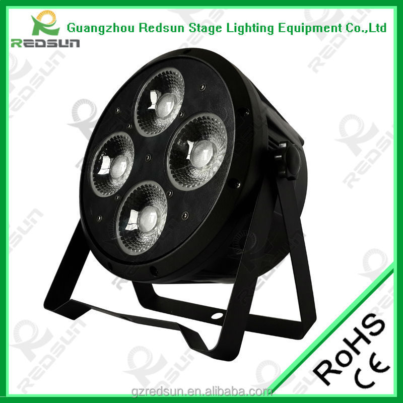 COB plastic par light with fan winding data equipment dj show decoration shopping online