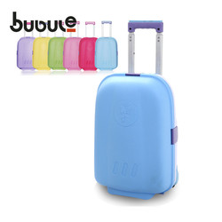 2016 BUBULE new design high quality children luggage 2015