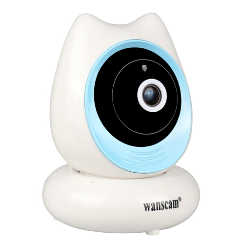 Wanscam PT Network IR-CUT Digtal IP Camera Support Video Mask and Special Area Detection