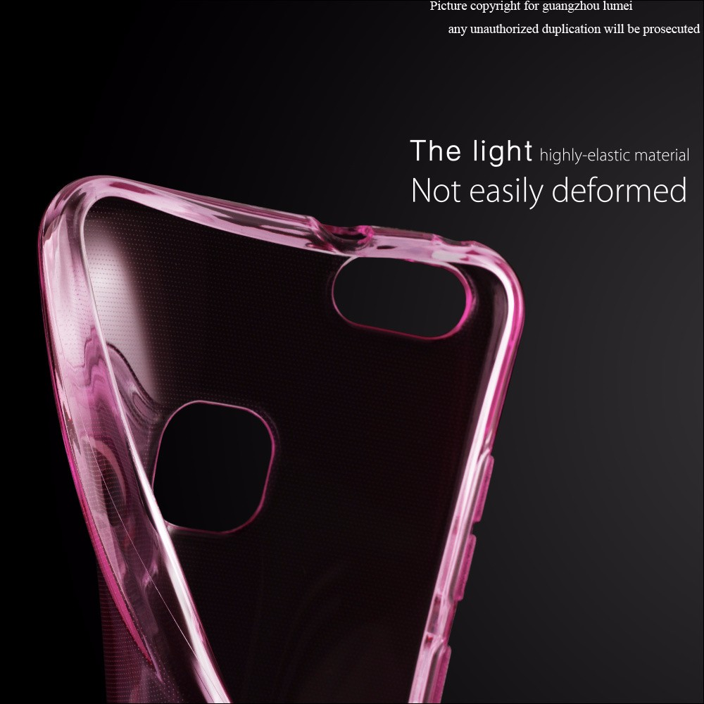 Competitive price MOQ 20 ultra thin tpu gel case for huawei honor P10 , back cover for huawei P10