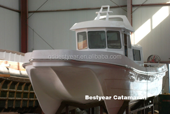 List manufacturers of frp fishing boat buy frp fishing for Catamaran fishing boat manufacturers