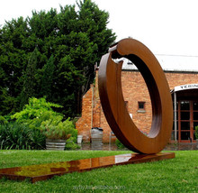 China Supplier Offer All kinds Of Corten Steel For Sculpture Creation And Modern Landscape Design