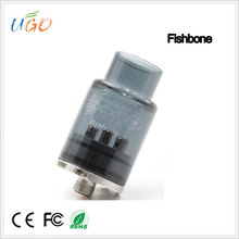 Mechancial Vaporizer Fishbone XS RDA Glass Factory Wholesale With High Quality