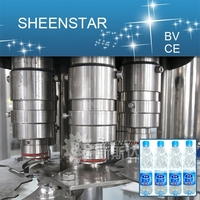 3-In-1 Monoblock mineral water / pure water processing plant