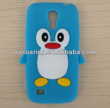 For Samsung Galaxy S4 mini penguin case back cover