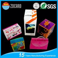 Luxury printing thermal insulated plastic fish box