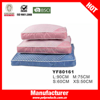 Breatherable Mesh Fabric Novelty Cheap Luxury Pet Dog Bed Wholesale