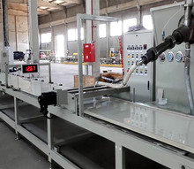 AUTOMATIC PRODUCTION LINE FOR (MMA) ACRYLIC AND POLYESTER BASED SOLID SURFACE