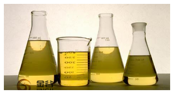 low sulphur, biodiesel with higher ester content