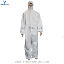 Breathable lightweight durable disposable painting suit