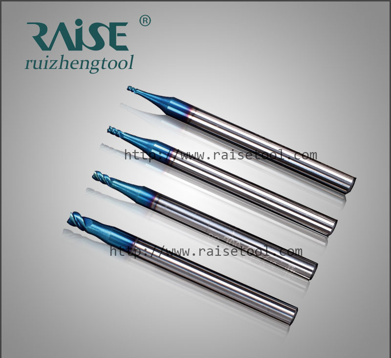 Carbide Square End Mills For Stainless Steel