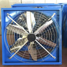 Poultry house Hanging type exhaust fan square ventilation fan air blower