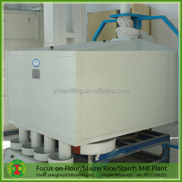Turnkey solutions good price auto rice mill