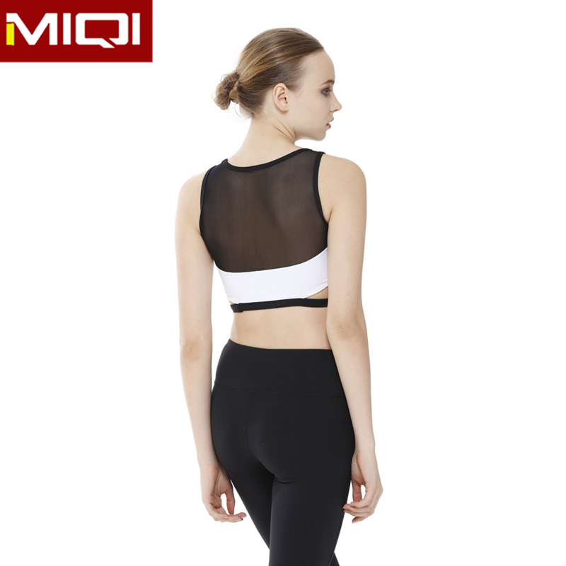 Fashionable Wholesale Top Quality Cheap Yoga Sports Clothing Women Sexy Sports Bra
