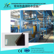 China Self adhesive heat resistance waterproofing materials equipment for concrete roof