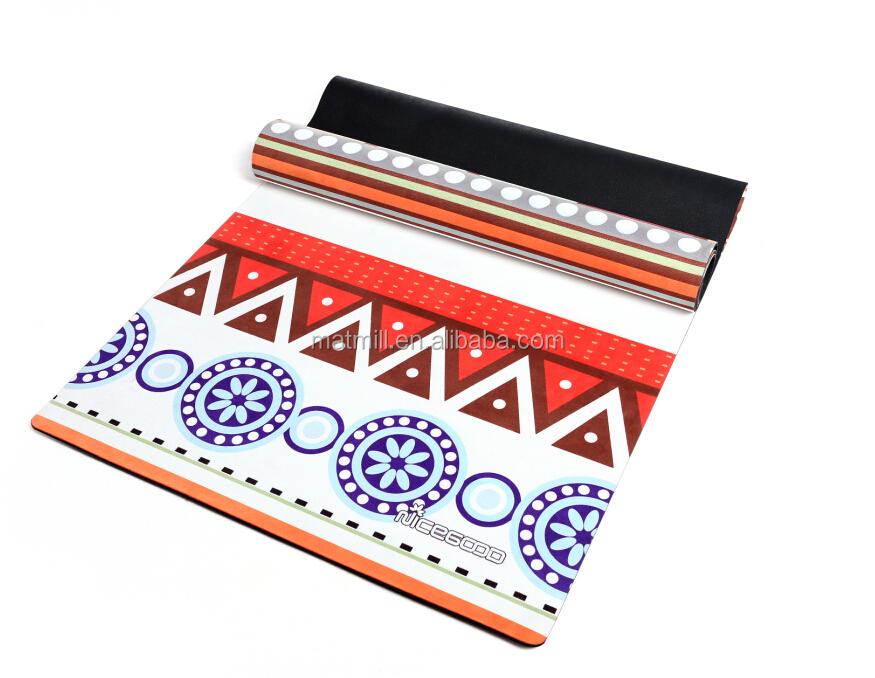 Natural Rubber Yoga Mat Hemp Folding Yoga Mat Buy Yoga