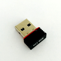 Wholesale mini size150Mbps 2.4GHZ wirelss wifi usb lan adapter/Wifi Dongle
