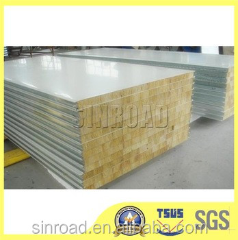 Sound insulation rockwool board malaysia roof metal panel for Rockwool sound insulation