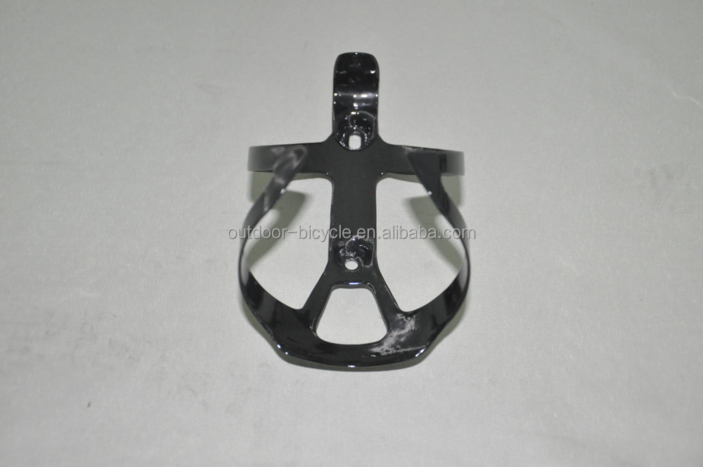 Carbon bottle cage EB002 with UD matt/glossy finish