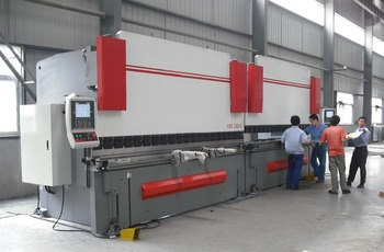 Double linkage Press Brake/Duplex linked Press Brake with CE Certificate